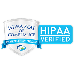 HIPAA Seal of Compliance - Compliancy Group - HIPAA Verified