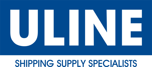 Uline Shipping Supply Specialists logo